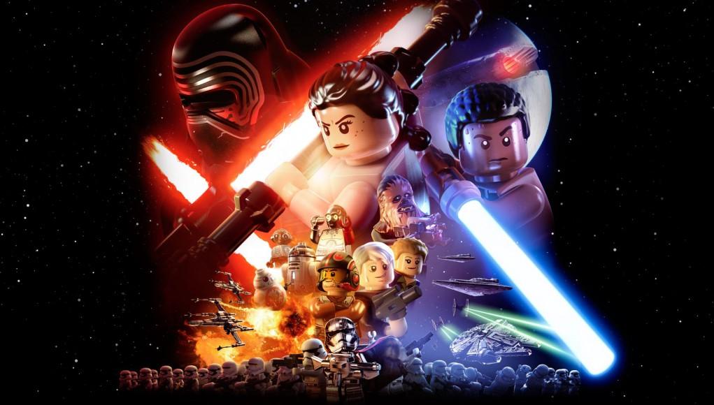 LEGO Star Wars 7 Le Réveil de la Force