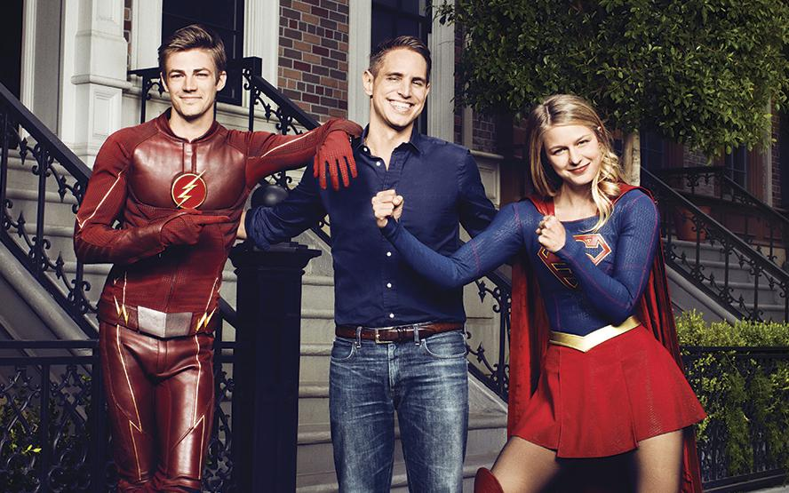 The Flash & Supergirl