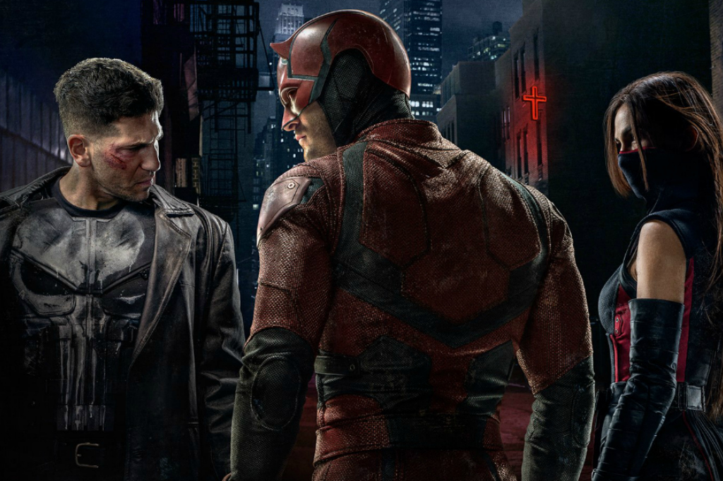 Daredevil Saison 2 Netflix Marvel