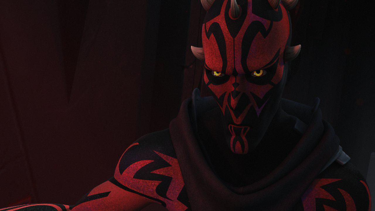 Star Wars Rebels - Darth Maul