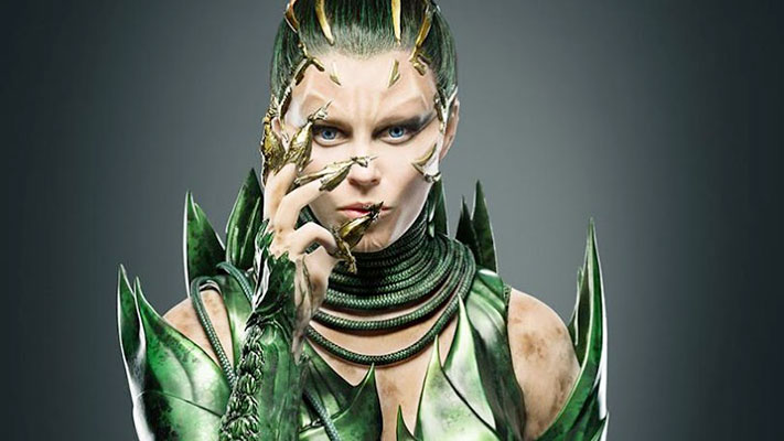 Elizabeth Banks en Rita Repulsa dans Power Rangers