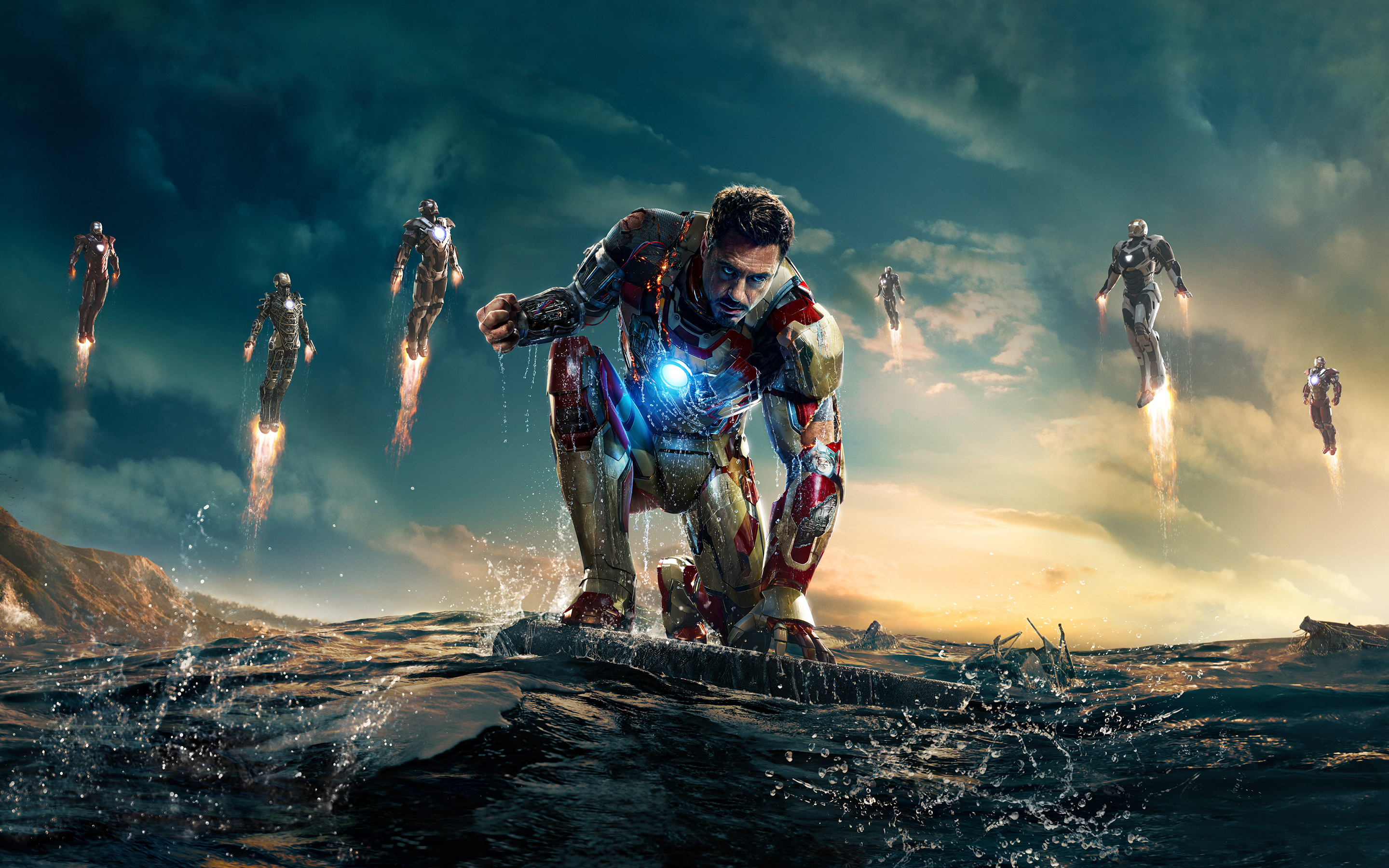 Iron Man Marvel Robert Downey Jr