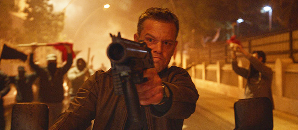 Jason Bourne 5 Trailer