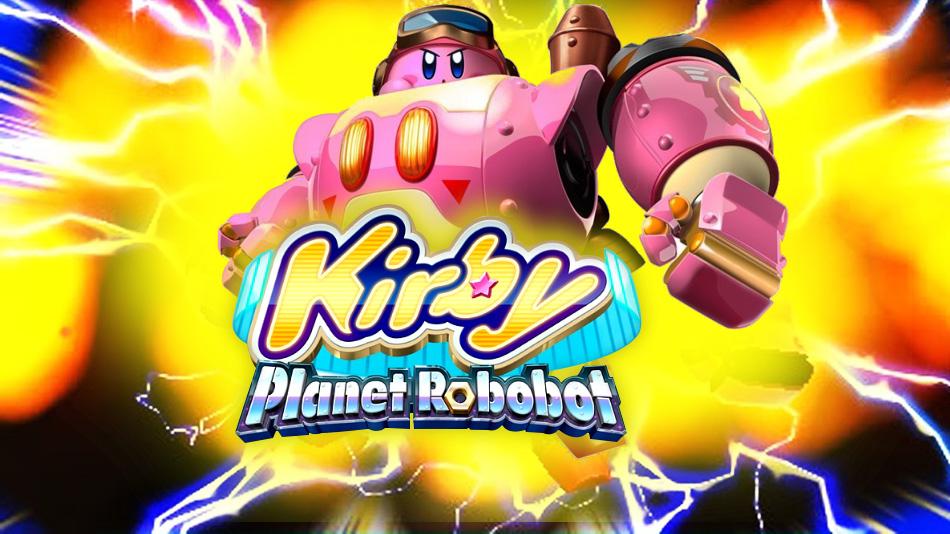 Kirby: Planet Robobot 3DS Nintendo