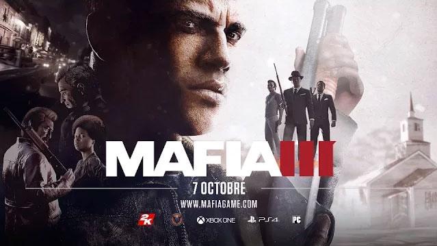 Mafia III Mafia 3 PS4 Xbox One PC 2K Games