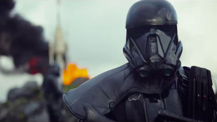 Rogue One A Star Wars Story teaser