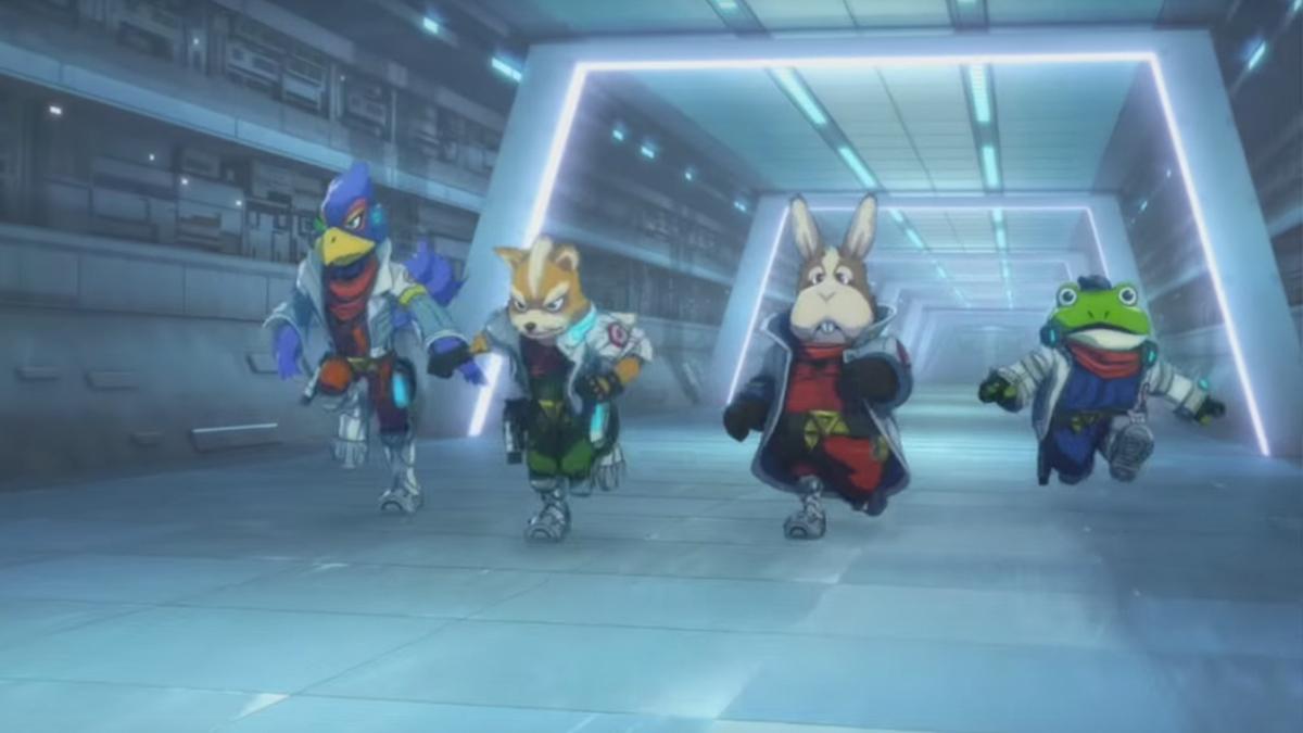 Star Fox Zero: Le combat commence Wii U Nintendo