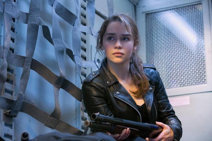Terminator Genisys Emilia Clarke Sarah Connor