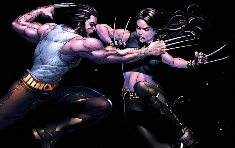 x23 Wolverine 3