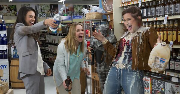 Bad Moms Trailer Mila Kunis Kristen Bell