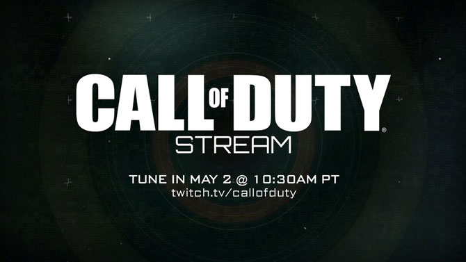 Call of Duty: Infinite Warfare Stream