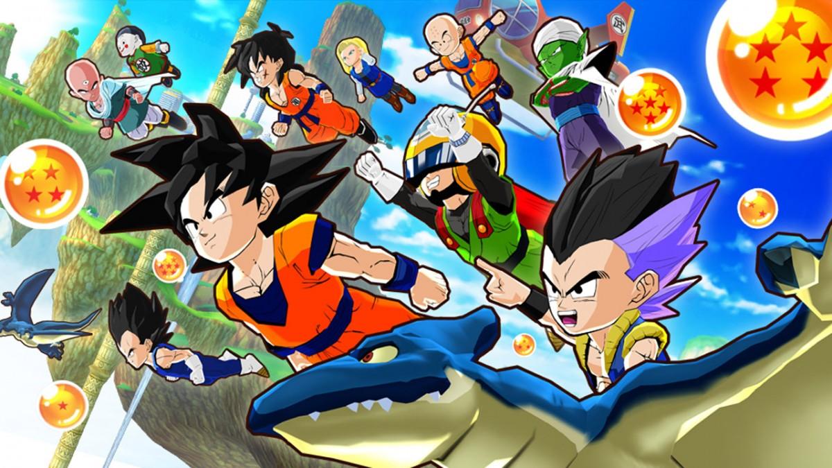 Dragon Ball Fusions 3DS Nintendo Bandai Namco