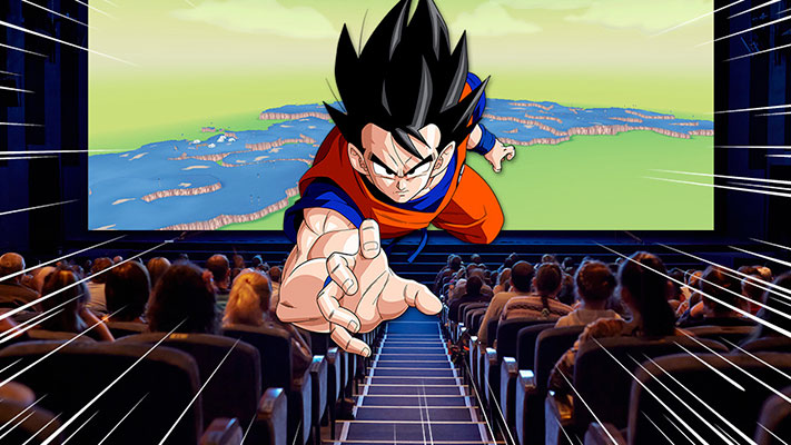 Dragon Ball Z : The Real 4D Universal Studios Japan