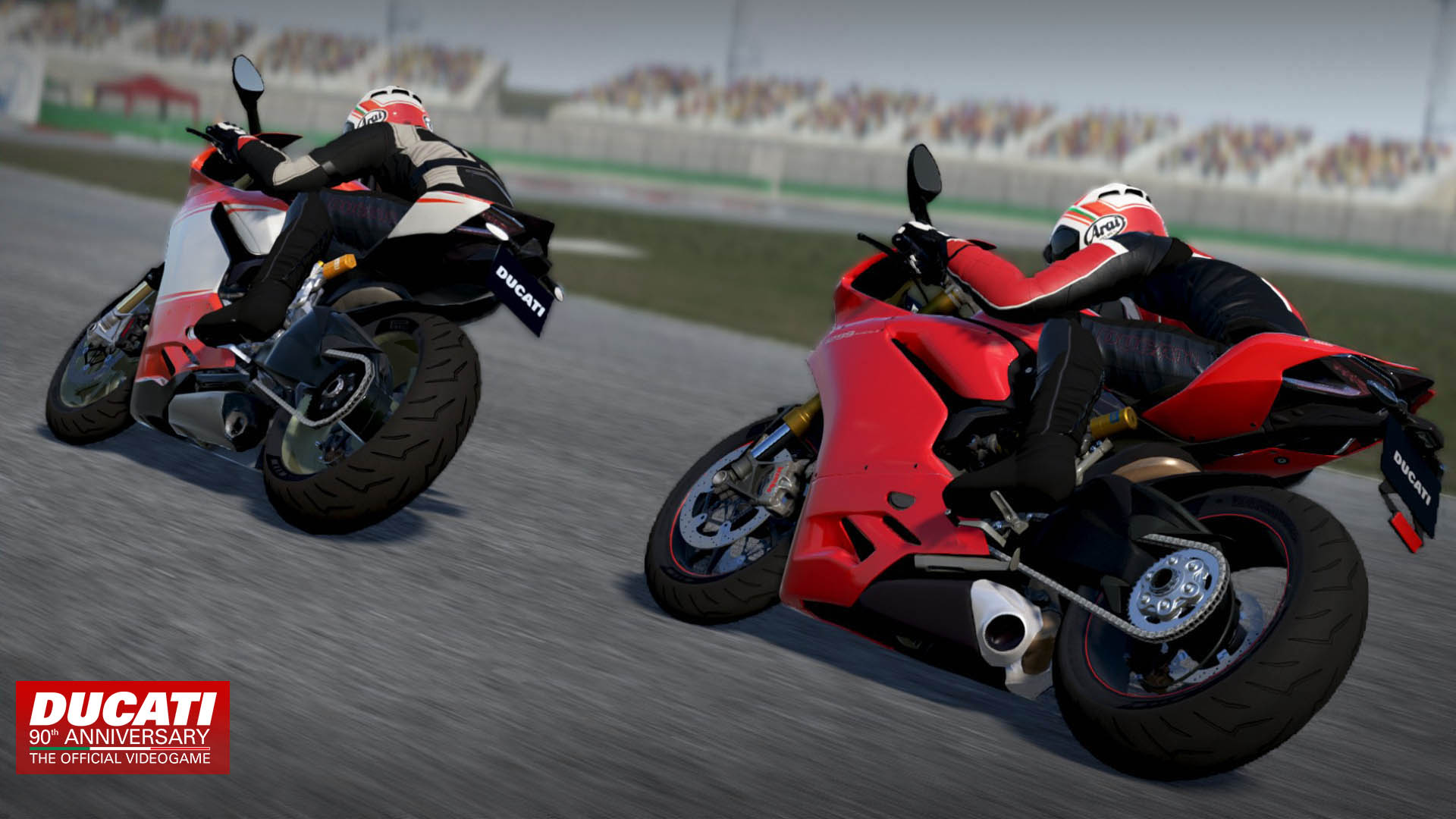 Ducati - 90th Anniversary: The Official Videogame
