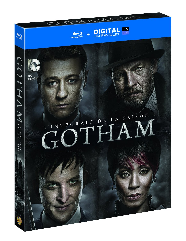 Gotham - Saison 1 Blu-ray