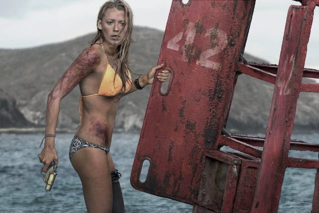 Instinct de survie (The Shallows) Blake Lively