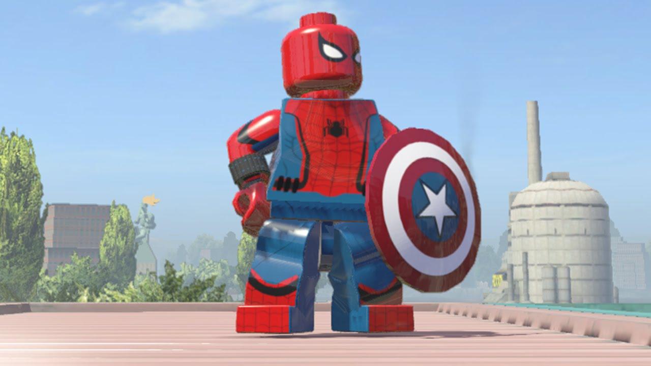 LEGO Marvel's Avengers Spider-Man