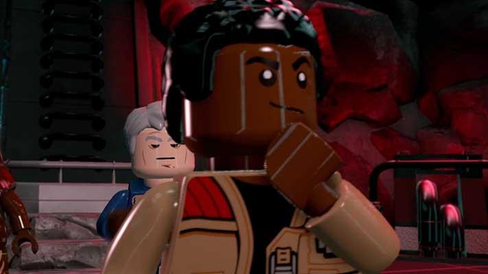 LEGO Star Wars Le Réveil de la Force Finn