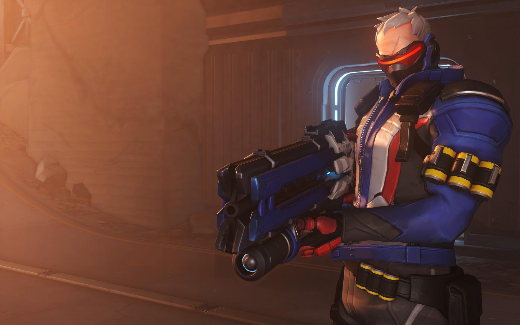 Overwatch Soldat 76