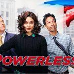 Powerless NBC DC Comics