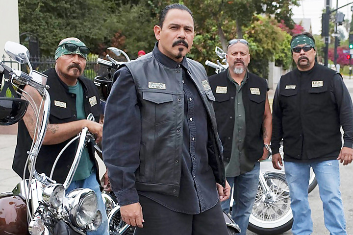 Sons Of Anarchy Mayans