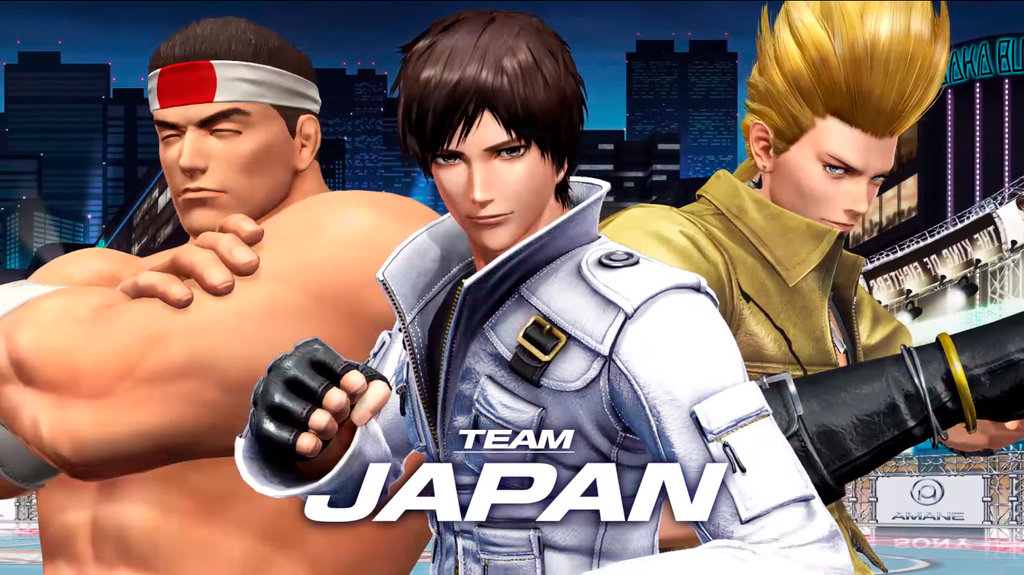 The King of Fighters XIV SNK PS4