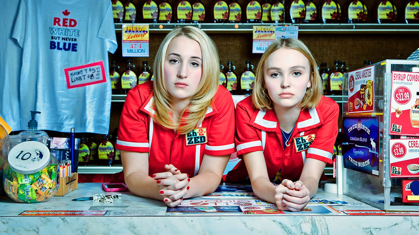 Yoga Hosers (Harley Quinn Smith, Lily Rose Depp, Kevin Smith)