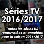 Séries TV US