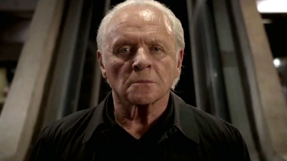 Anthony Hopkins - Transformers The Last Knight