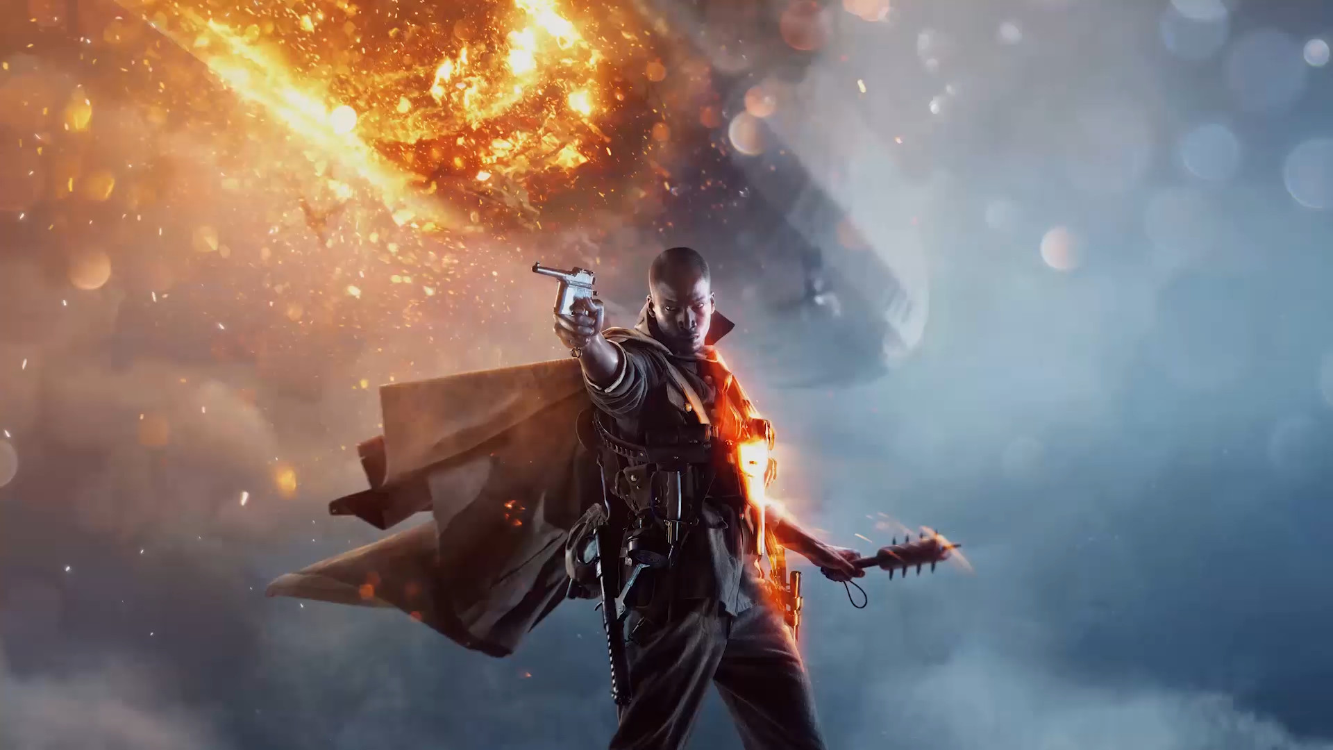 Battlefield 1 - EA - DICE - E3 2016