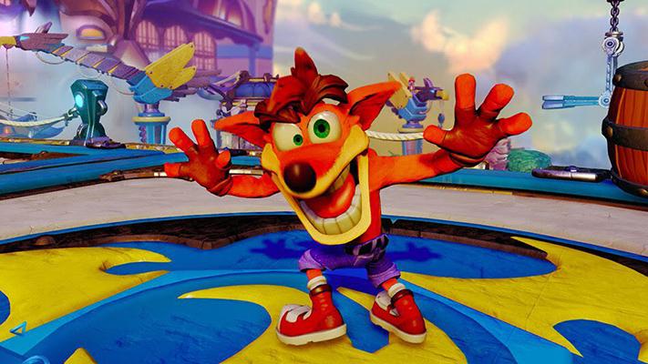 Crash Bandicoot - E3 2016 - PS4