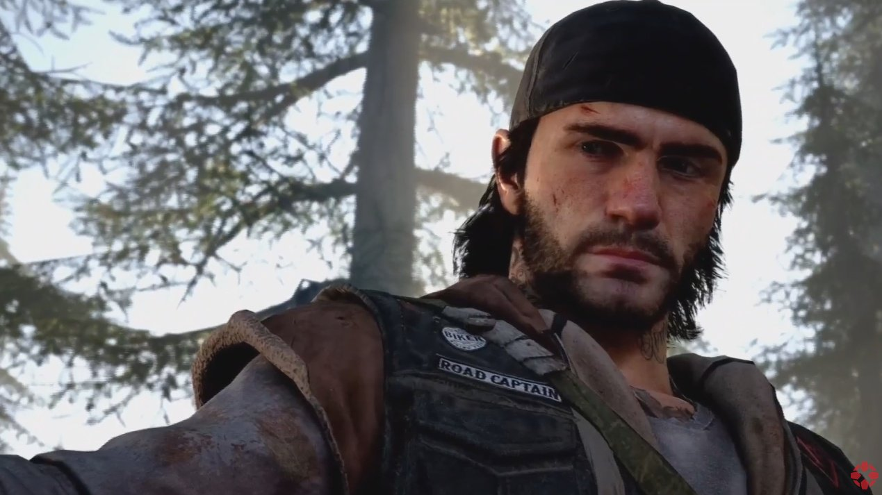 Days Gone - E3 2016 - Sam Witwer