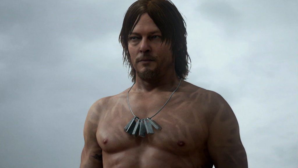 Death Stranding - Norman Reedus - Kojima Prodcution - PS4