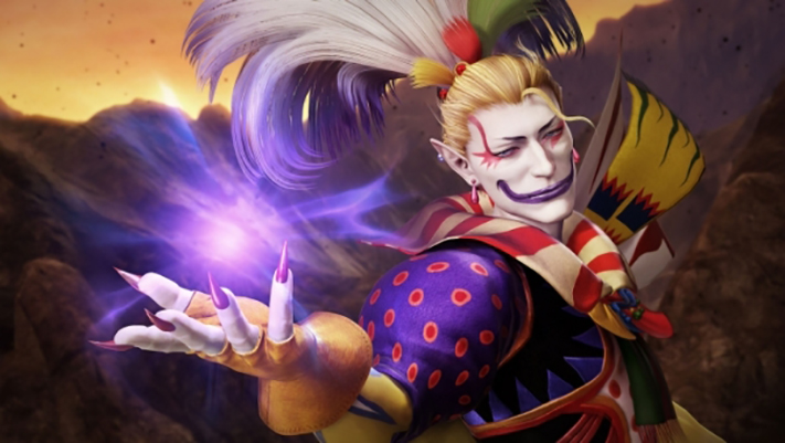 Dissidia Final Fantasy - Kefka Palazzo - Arcade - Square Enix