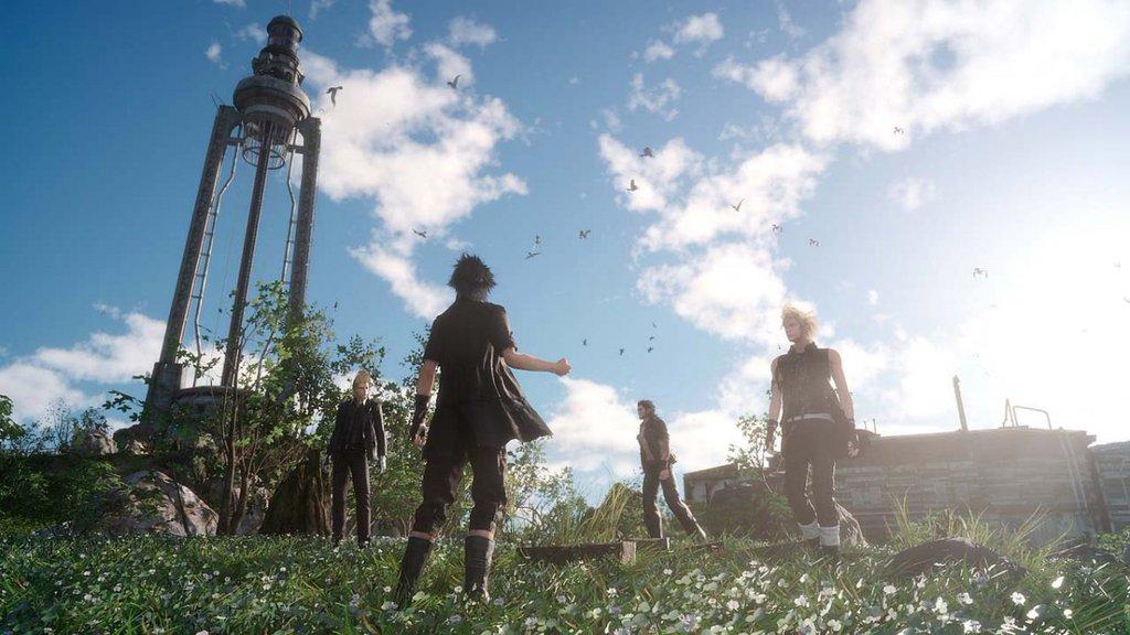 Final Fantasy XV - E3 2016
