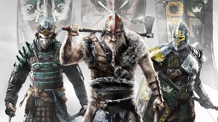 For Honor E3 2016 Ubisoft
