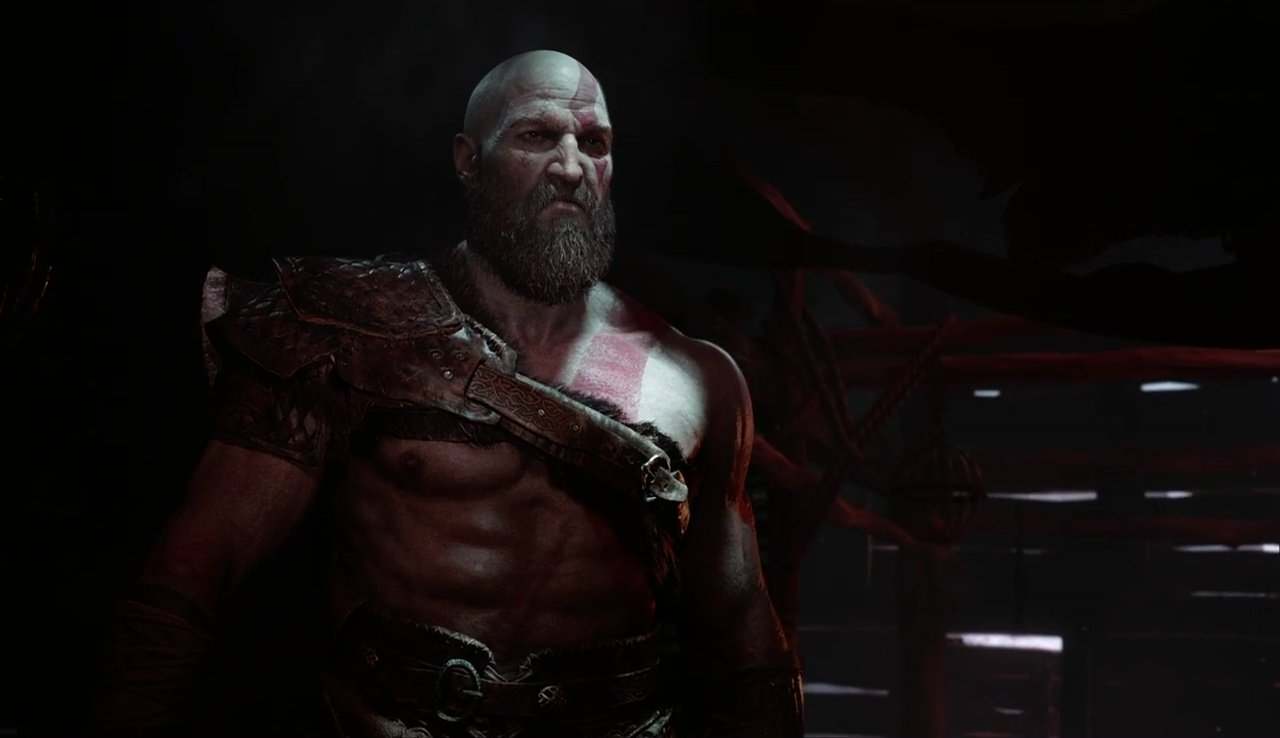 God of War - PS4 - E3 2016