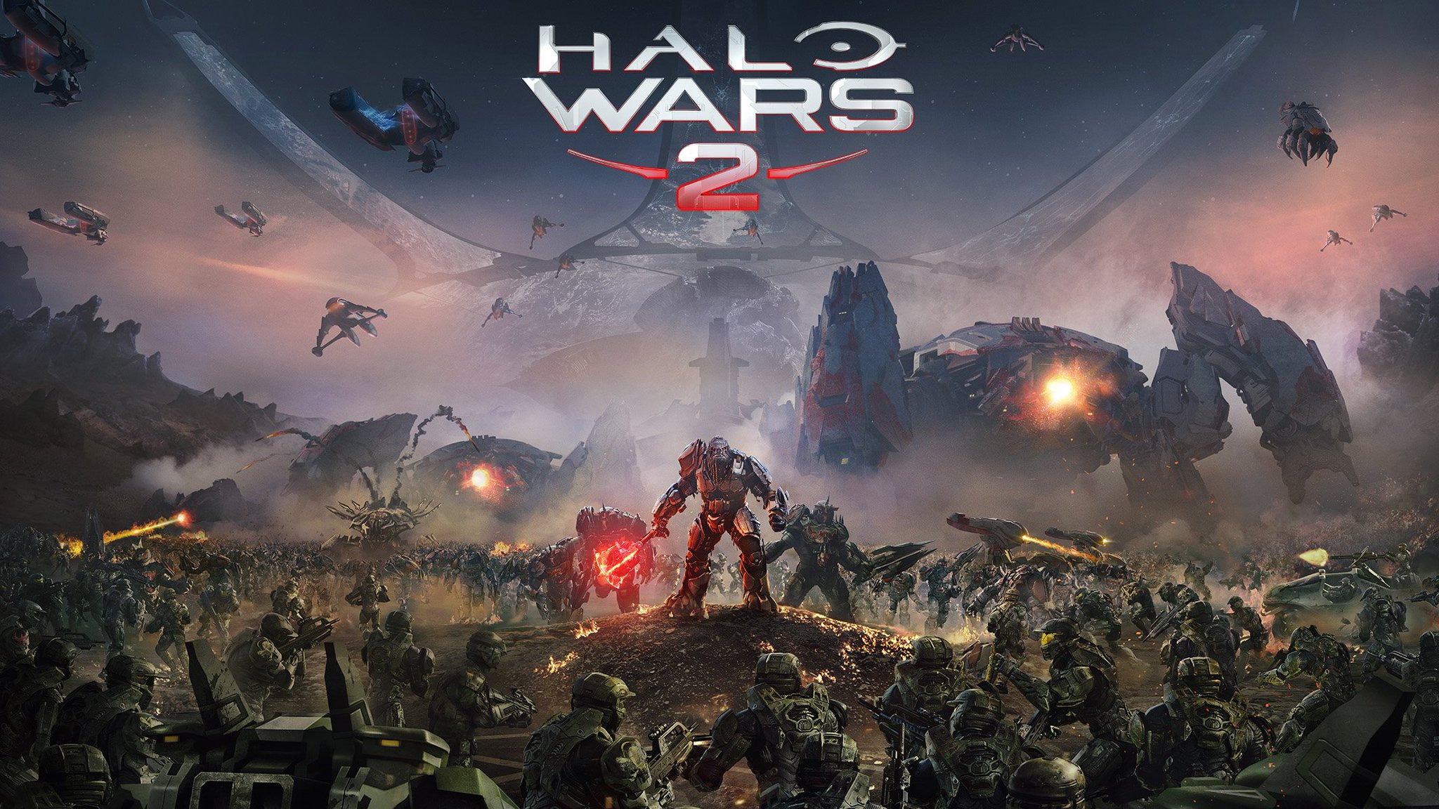 Halo Wars 2 - E3 2016 - Microsoft - Xbox One