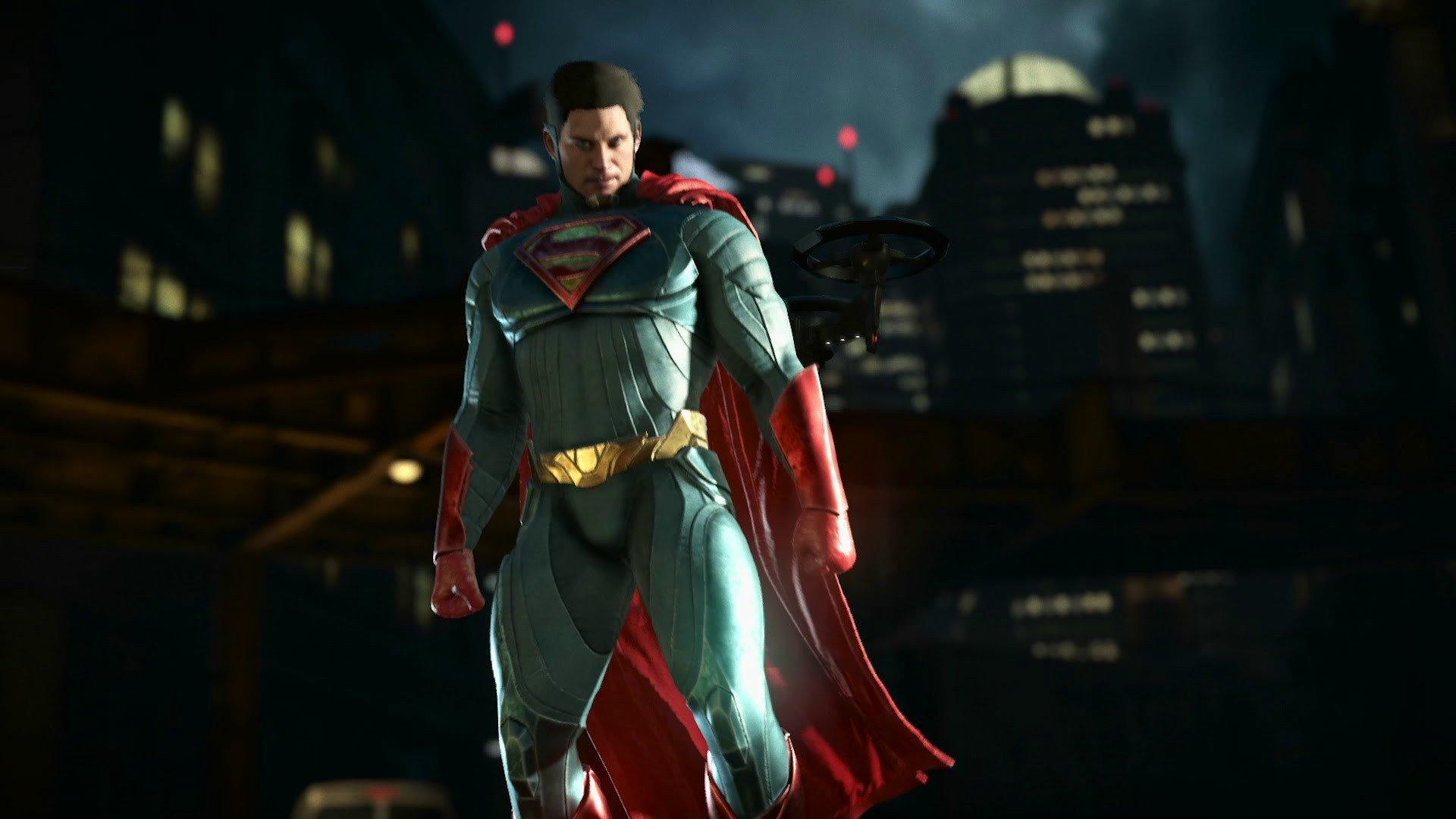 Injustice 2 - E3 2016 - PS4 - Xbox One - PC
