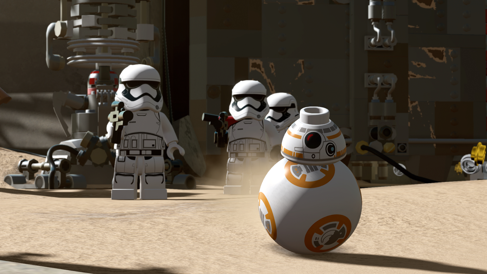 LEGO Star Wars Le Réveil de la Force BB-8