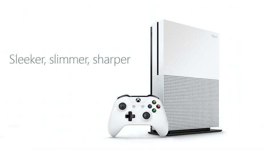 Microsoft Xbox One S - E3 2016