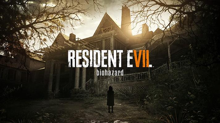 Resident Evil 7 Bio Hazard - E3 2016