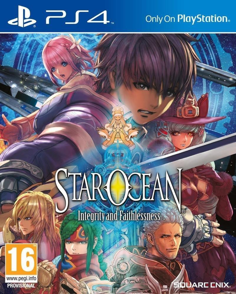 Star Ocean : Integrity and Faithlessness