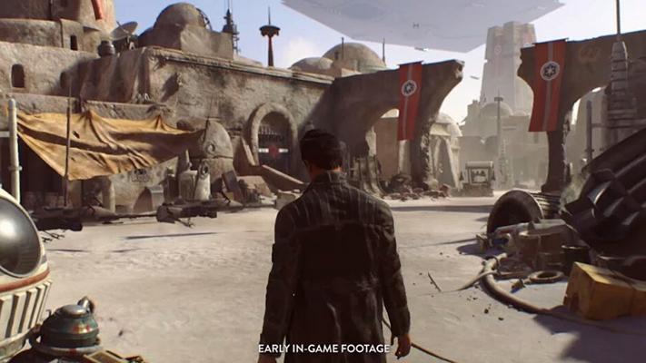 Star Wars EA Visceral E3 2016