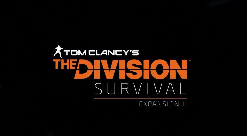The Division DLC Survie