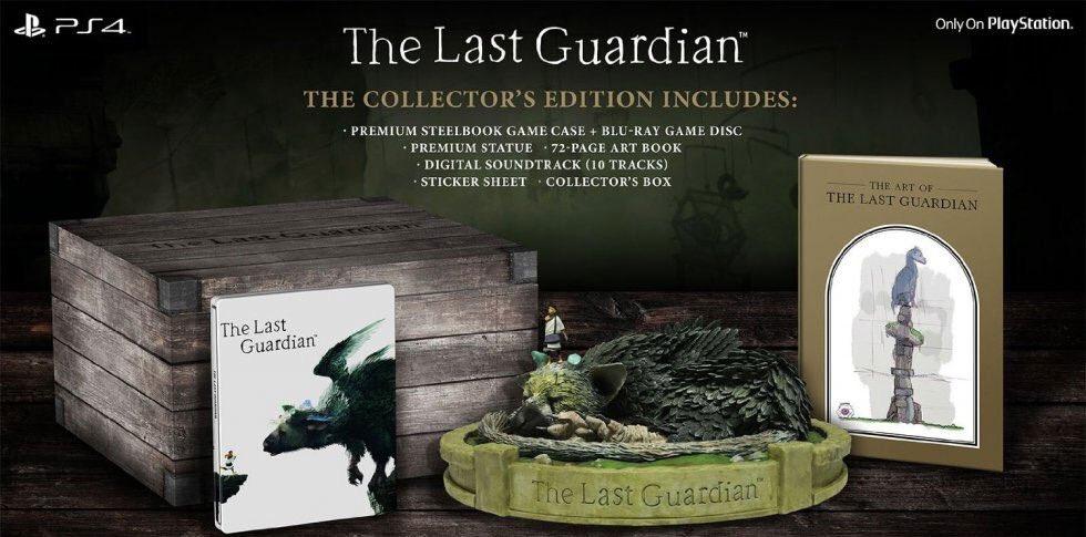 The Last Guardian Collector E3 2016