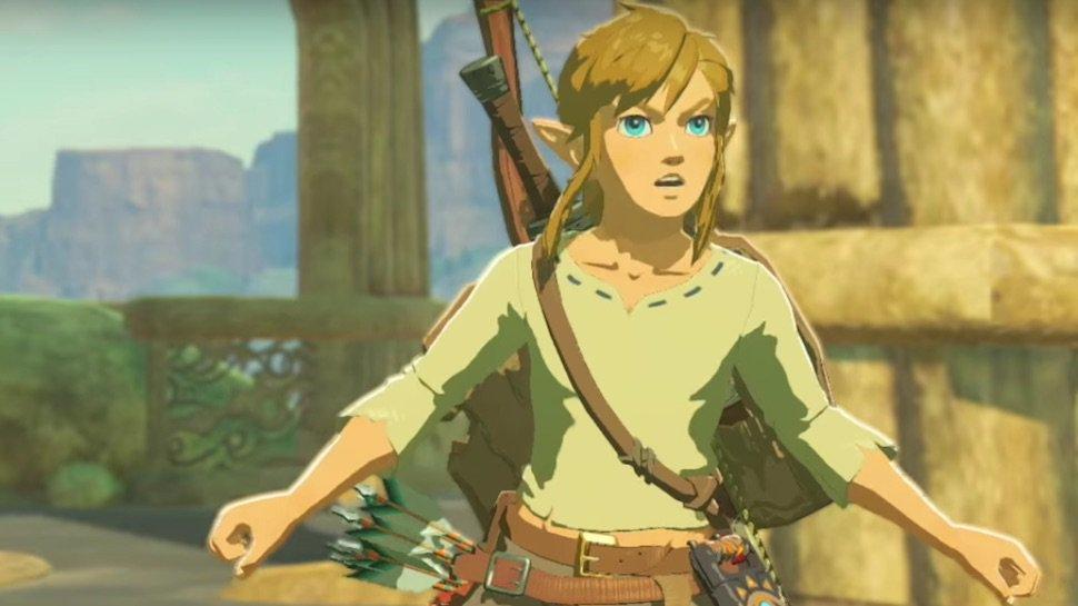 The Legend of Zelda: Breath of the Wild - E3 2016 - Wii U - NX