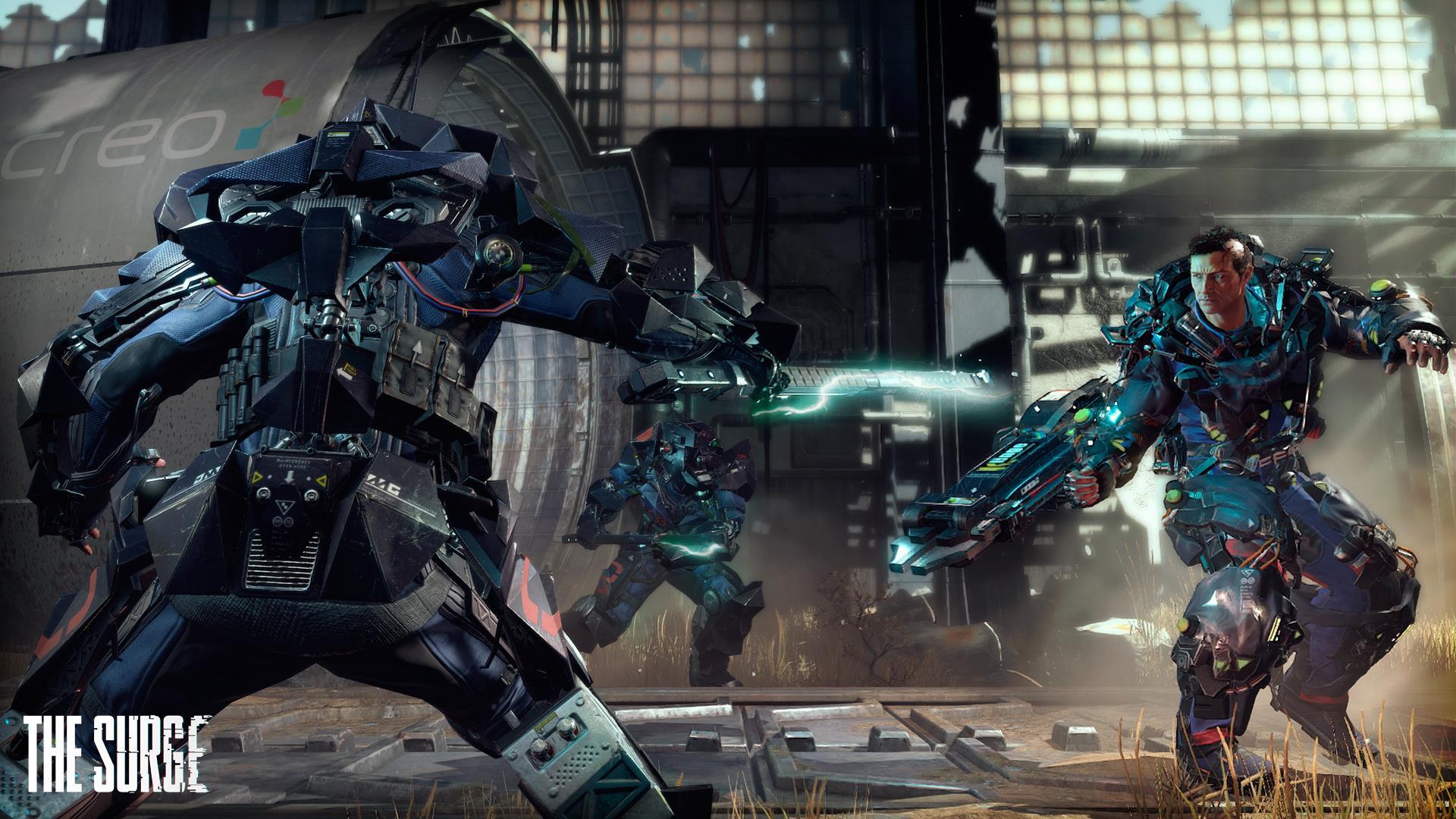 The Surge - E3 2016 - PS4 - Xbox One - PC