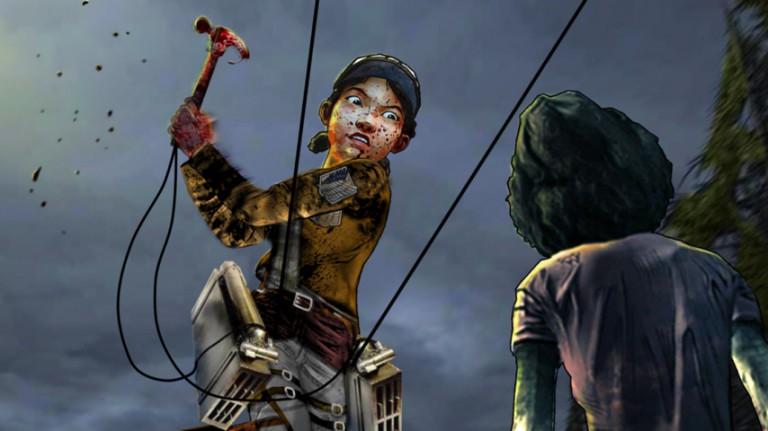The Walking Dead saison 3 Telltale Games E3 2016