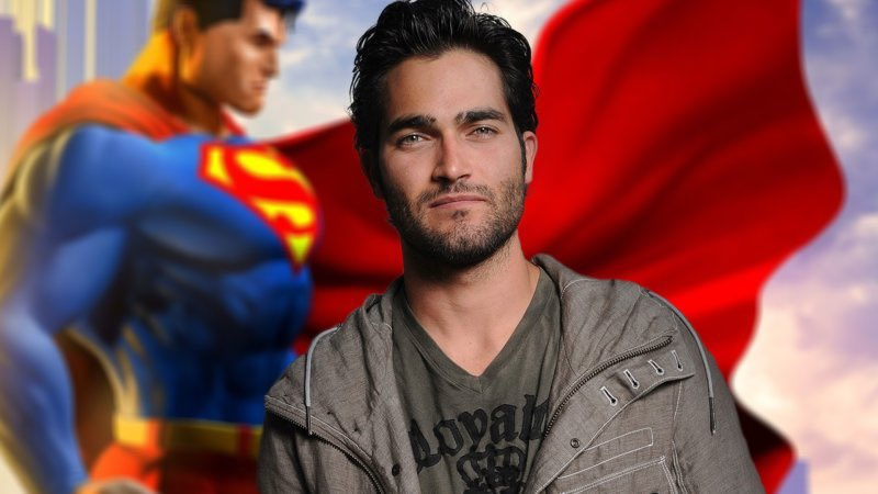 Tyler Hoechlin - Superman - Supergirl -Teenwolf